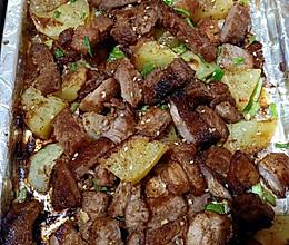 烤肉的做法