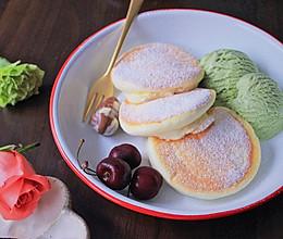 舒芙蕾松饼~在家做的早餐/下午茶的做法