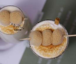 白玉豆乳奶盖的做法