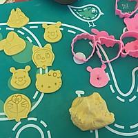 卡通造型小饼干的做法图解7