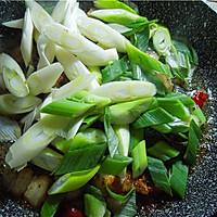 葱爆五花肉:百吃不厌家常菜的做法图解7