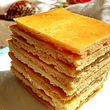 #钟于经典传统味#老式大饼干