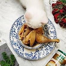 花胶冬菇羊肚菌老鸡汤