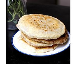 #快手又营养,我家的冬日必备菜品#葱香肉馅煎饼的做法