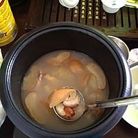 苹果雪梨瘦肉汤的做法图解4