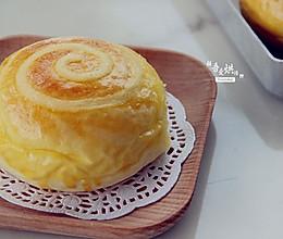 卡仕达酱面包的做法