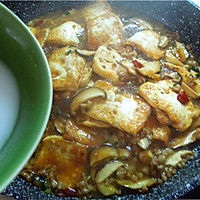 肉末香菇烩老豆腐:夏日家常菜的做法图解16