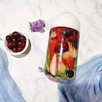 """多莓苏打水#""""莓""""好春光日志#的做法图解5"""