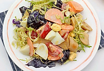 蔬菜沙拉#321沙拉日#的做法
