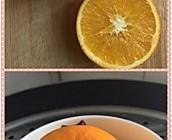 治咳嗽蒸橙的做法