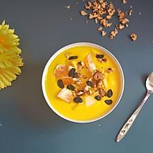 既可以当减肥早餐吃又可以当下午甜点消灭家里剩余南瓜~南瓜奶昔