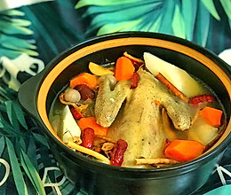 五指毛桃水鸭汤的做法
