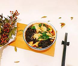 鲜香牛肉酸汤水饺的做法