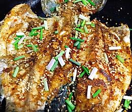 香辣煎鱼的做法