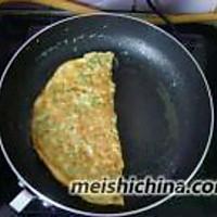 豆角煎蛋的做法图解10
