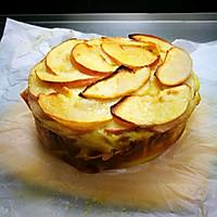 苹果蛋糕 无须打蛋白的做法图解9