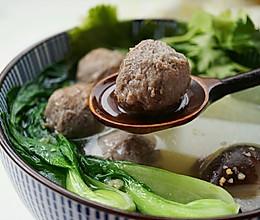 潮汕牛丸汤的做法