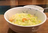 清水白菜的做法