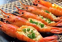 蒜蓉烤虾—长帝焙manCRTF32K试用报告的做法