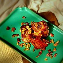 蒜香烤排骨