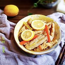 #爽口凉菜,开胃一夏!#酸辣柠檬凤爪