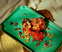 蒜香烤排骨的做法