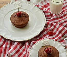可可海绵蛋糕 — 不易消泡配方的做法