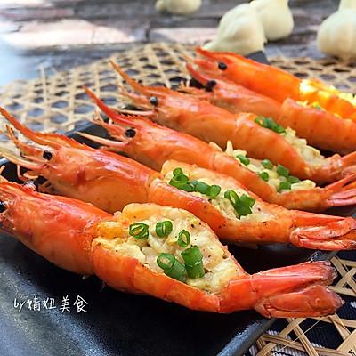 蒜蓉烤虾—长帝焙manCRTF32K试用报告