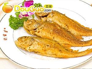 香煎小黄花鱼——电饼铛食谱的做法