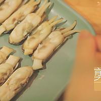 排挡海鲜的3+1种有爱吃法「厨娘物语」的做法图解9