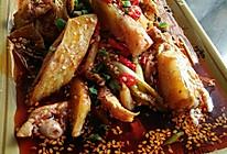 麻辣红油鸡的做法