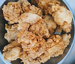 鳞片炸鸡(自制肯德基炸鸡)的做法