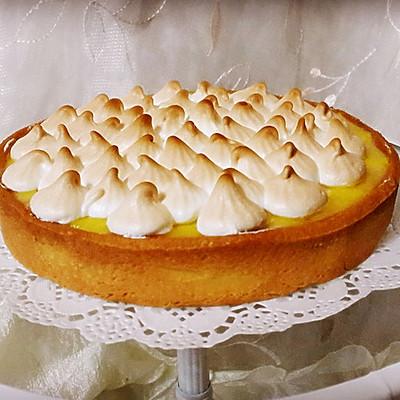 法式柠檬塔——长帝烘焙节