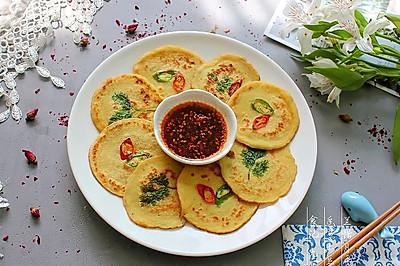 早餐小食——香煎土豆小饼