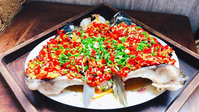 【新品】拿的出手的宴客菜,剁椒鱼头,超下饭零失败