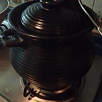 老火靓汤----茶树菇煲土鸡的做法图解3