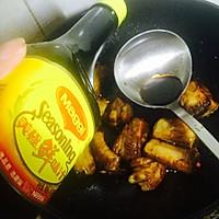 鲜嫩糖醋排骨#美极鲜味汁#的做法图解6