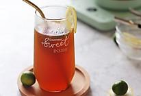#夏日撩人滋味# 柠檬茉莉冰红茶的做法
