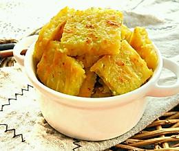 杂粮蔬菜饼的做法