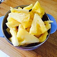 菠萝咕咾肉的做法图解5