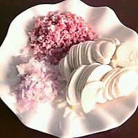 奶油蘑菇汤的做法图解1