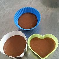 微波炉巧克力蛋糕的做法图解3