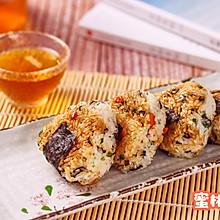 日式煎香饭团