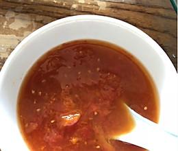 圣女果浓汤的做法