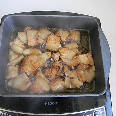 菁选酱油试用之——酱香五花肉的做法 步骤6