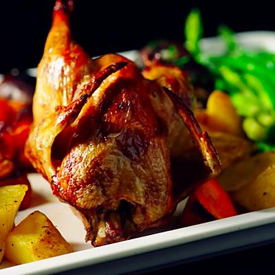传统英式烤鸡