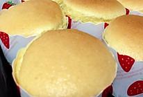 香橙杯子蛋糕~分蛋法的做法