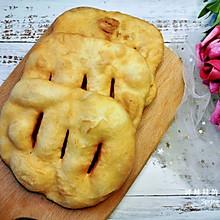 #憋在家里吃什么#网红火爆了的炸油饼,宅家分分钟变大厨