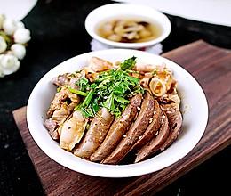 有肉有汤的~白切猪心&安神猪心汤的做法
