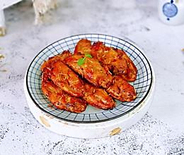 迷迭香意式烤鸡翅#快手又营养,我家冬日必备的菜品#的做法